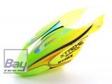 Xtreme Haube gelb Blade 130X B130X28-G