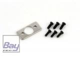Xtreme Production verstärkte Motorplatte 1mm Stahl B130X24