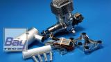DLE85 Original  85ccm Einzylinder incl. elektronischer Zündung
