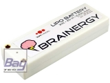 BRAINERGY LiPo 2s1p 7,4V 5200mAh 30C 5,5mm, Hardcase Car
