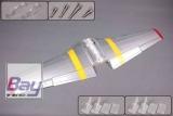 FMS P51-D Big Scale Red Tail Tragflächensatz
