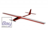 FlyFly Hobby Free Bird Electric Motorsegler 1450mm KIT mit Motor und Propeller