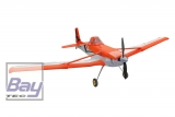 DYNAM CESSNA 188 ORANGE 1500mm  ARF