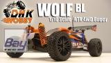 DHK Wolf BL EP 4WD 1/10 RTR 2,4GHz incl. Lipo Akku - Brushless