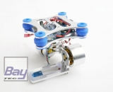 Bay-Tec Voll Metall 2-Axis Brushless Gimbal für Gopro 2/ Gopro 3
