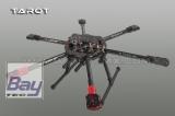 TAROT IRON MAN 690S klappbares Hexcopter Carbon Frame