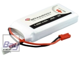LiPo 2s1p 7,4V 1000mAh 45C BRAINERGY kompatibel mit JST BEC