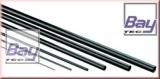 Carbonstab rechteckig/flach 5,00 mm x 1,00mm x 1000mm