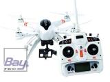Walkera QR X350 Pro mit Gimbal Ufo mit GPS und DEVO 10