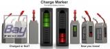 Charge-Marker Akku - Ladeanzeige