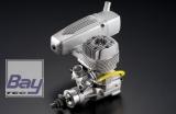 O.S. GGT 15 Benzin mit E-4040 Dämpfer - Benzinmotor für Flugmodelle - Benötigt keine Zündung mehr