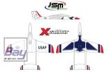 JSM Xcalibur 1855 mm (Thunderbirds Scheme)