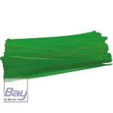 ROBBE Kabelbinder 3x150 mm 100 Stück grün