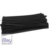ROBBE Kabelbinder 3x150 mm 100 Stück schwarz