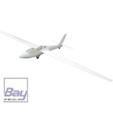 TOMAHAWK SPORT MDM-1 Fox 3,5 m Segler Voll GFK -weiß- Kunstflug Segelflugzeug