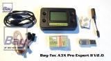 Bay-Tec A3X Pro Expert II-2 V1.2 MEMS Flächen Flugstabilisierungs System