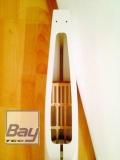 Big Plank Nurflügelmodell ARF Holz-Flächen, GFK-Rumpf 2000mm