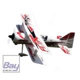 PREMIER AIRCRAFT MAMBA 60 E+ 1353mm ROT/SCHWARZ PNP MIT AURA 8 DOPPELDECKER