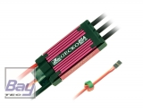 ZTW Gecko / Uranus 65A Regler PC-Programmierbar 2-6S mit Einstellbare 5 - 8.4V / 8A SBEC
