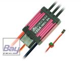 ZTW Gecko 155A Regler PC-Programmierbar 2-6S mit Einstellbare 5 - 8.4V / 8A SBEC