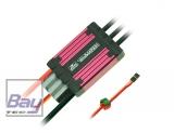 ZTW Gecko 125A Regler PC-Programmierbar 2-6S mit Einstellbare 5-7.4V / 8A SBEC