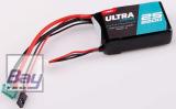 Robbe Modellsport RO-POWER ULTRA LIFEPO4 2200MAH 6,6V 25C 2S LIFEPO4 Akku MPX/JR/XH Stecker