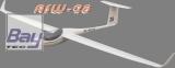 FLYFLY ASW-28 2530mm ARF