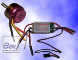 MP-BA18 Brushless Kit incl. Brushless Controller