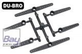 Du-Bro Futaba Micro Servohebel-Set XL, Futaba/Hitec (6 Stk)