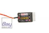 JETI TELEMETRIE DUPLEX 2.4EX MULi 6s Spannungs-Sensor für LiXX Zellen