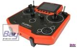 JETI Duplex 2,4EX Handsender DS-12 Multimode rot