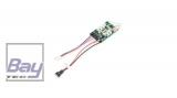 Spektrum AS6420BL RX DSMX 6-Ch AS3X/SAFE BL ESC