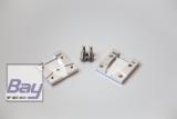 MPX Stecker Form 6polig ER für Stecker incl. Einbaurahmen