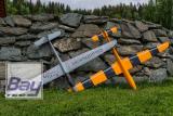 RC-FLIGHT-ACADEMY X-RAY 3500mm ARF - VOLL GFK/CFK - Leistung wird neu definiert werden....