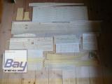 Amokka Wood Brettnurflügler 2,25 m Spannweite - CNC Holzbausatz
