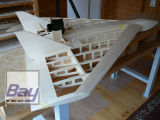 Impeller Delta 110 cm für 90 mm Impeller - CNC Holzbaukasten