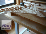 Impeller Delta 86 cm für 70 mm Impeller - CNC Holzbaukasten