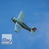 Parkzone F4F Wildcat 1.0m BNF Basic w/AS3X and SS