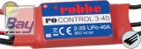 Robbe Modellsport RO-CONTROL 3-40 2-3S -40A (55A) 5V/3A BEC Regler