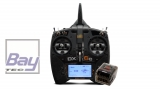 Spektrum DX6e 6 Kanal DSMX Fernsteuerung incl. AR620 Empfänger
