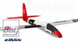 Kavan PULSE 2200 ARF - 2200mm -  incl. Motor , Regler und Servos