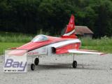 CNC Holzbaukasten F-20 Tigershark M 1:11 für WEMOTEC Mini Fan Evo