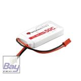 LiPo 2s1p 7,4V 500mAh 50C BRAINERGY kompatibel mit BEC Stecker