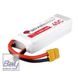 LiPo 3s1p 11,1V 2800mAh 45C BRAINERGY mit XT60 Stecker