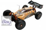 DHK Optimus 4WD EP BL Buggy (Brushless) 1/8 RTR RC-Modellauto mit 2,4GHz Fernsteuerung