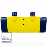 Dynam Catalina Middle Wing Set - Yellow / Blue