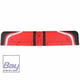 Dynam Pitts Modell 12 unterer Tragflächensatz - Rot
