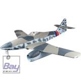 Dynam ME-262 V2 Jet Grau im PNP Set ohne Akku/RC 1500mm