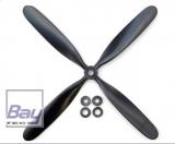 Dynam 10.5x8x4 Reverse 4-Blade Propeller - Rechtsdrehend