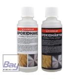 5-Minuten-Epoxy 200g  Epoxidharz 100g  Epoxidhärter 100g